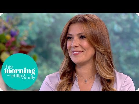 Kym Marsh's Experience of Online Stalking Mirrored Her Corrie Character's Storyline  This Morning