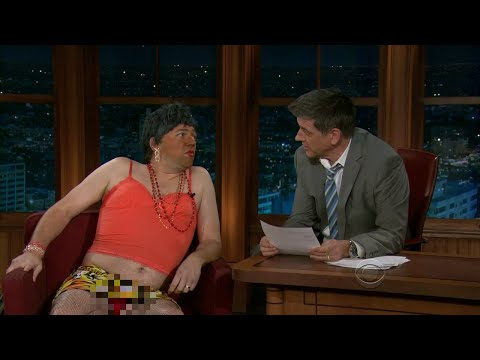 Late Late Show with Craig Ferguson 2/4/2011 Matt Lucas