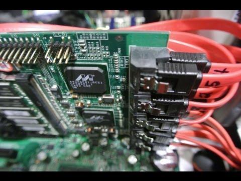 How-To Build a SAN/NAS (Hardware RAID)