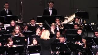 california all state wind symphony 2016 finale from symphony no 2 by maslanka