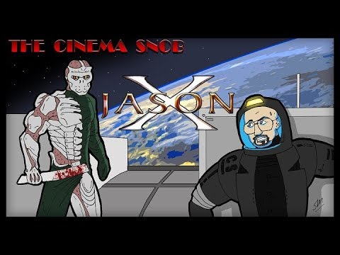 The Cinema Snob: JASON X