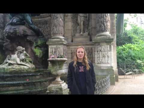 Hope College Paris 2016 Student Video Tour