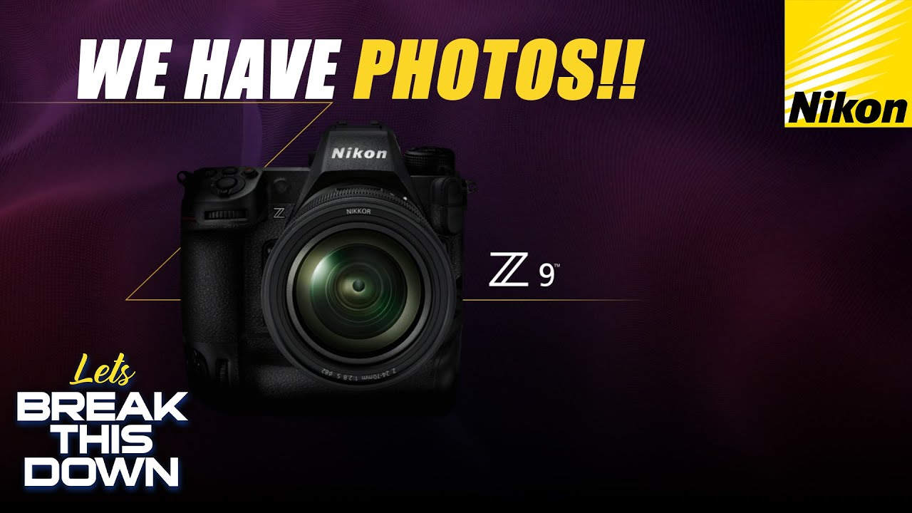 Download OFFICIAL NIKON Z9 PHOTOS   Lets Break This Down   Shoots On Nikon Thoughts