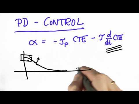 PD Controller - Artificial Intelligence for Robotics