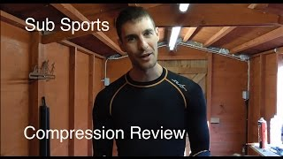 Sub Sports compression review. Compared to Skins compression, 2XU Nike Pro Combat, etc