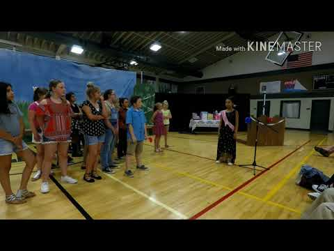 "Boulder Creek School 2018 Musical ""The Most Epic Birthday Party"""
