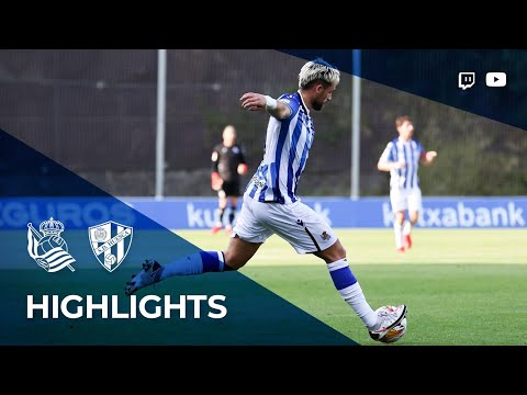 HIGHLIGHTS | Real Sociedad 6-1 SD Huesca