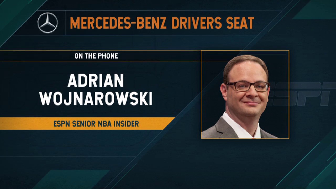 Adrian Wojnarowski Talks Zion, Trades & More w Chris Mannix | Full Interview