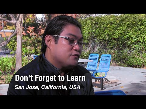 Dont Forget to Learn: Healthy Habits in San Jose, California