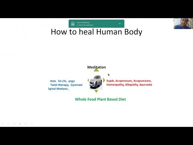 Reversing Lifestyle Diseases -Dr. Paawan Wadhawan