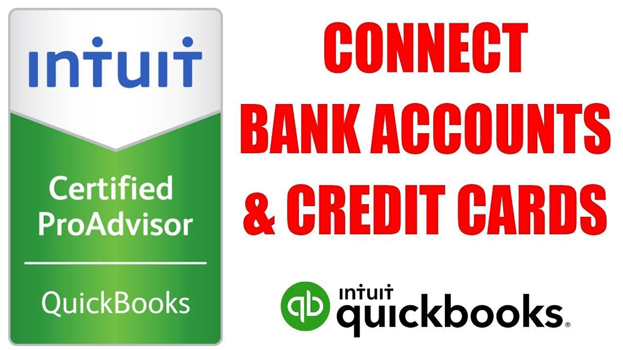 Quickbooks online connect bank accounts credit cards by quickbooks online connect bank accounts credit cards by certified proadvisor reheart Choice Image