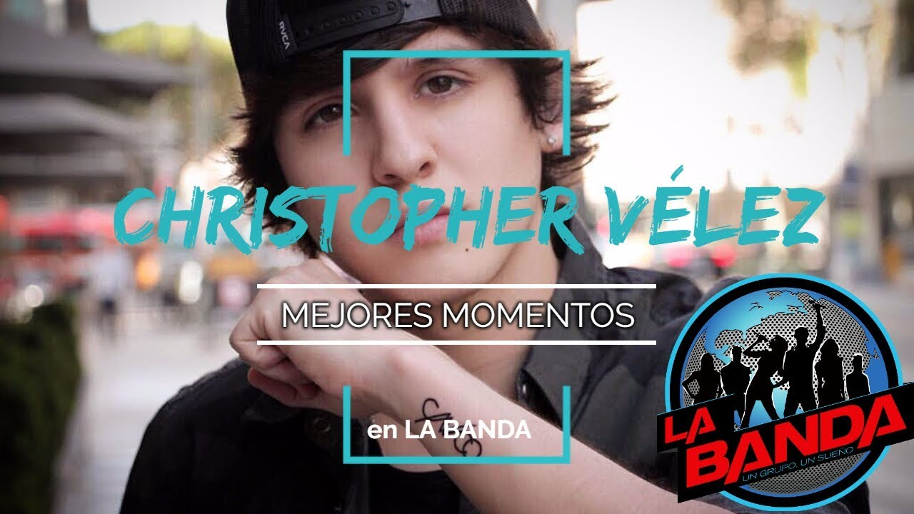 Download CNCO  Mejores momentos de Christopher Vélez en LA BANDA