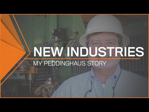 My Peddinghaus Story - New Industries, Morgan City, LA - USA