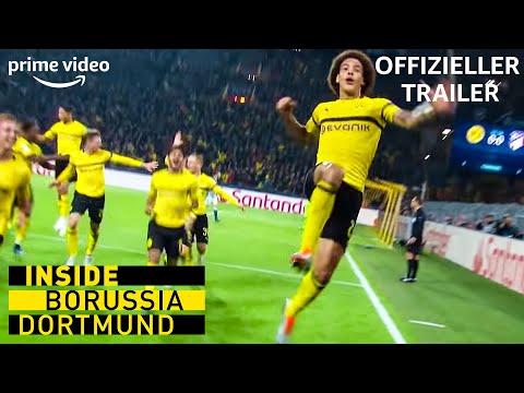 Inside Borussia Dortmund   Offizieller Trailer   Prime Video DE