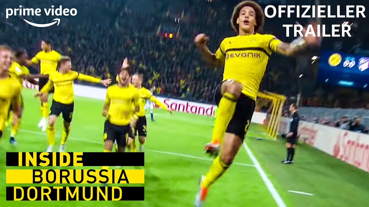 Inside Borussia Dortmund | Offizieller Trailer | PRIME Video