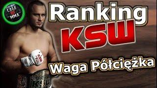 KSW Ranking - Waga Półciężka