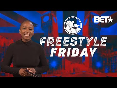 LIVE NOW: Julie Adenuga and Dainá Host #FreestyleFridayBET LIVE In The UK