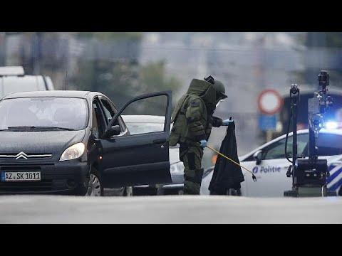 Bombenalarm in Brüssel