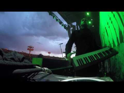 Marilyn Manson No Reflection Live 2016 Keyboard Cam Daniel Fox