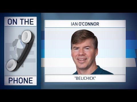 """Author Ian O'Connor Talks """"Belichick"""" Book And More With Rich Eisen 