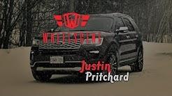2018 Ford Explorer Platinum EcoBoost w/ Intelligent 4WD Review! - WheelScene.com