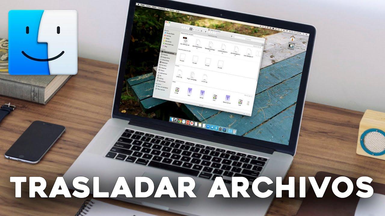 Como bajar de peso un archivo en macbook