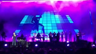 Andromeda - Gorillaz - Live at Jockey Club, São Paulo, Brazil - 30/03/2018