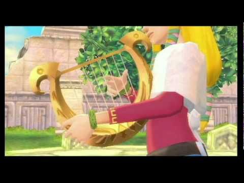 The Legend of Zelda: Skyward Sword - Opening Trailer