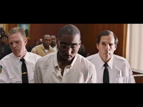 2Pac gives a powerful speech in court in All Eyez  Me