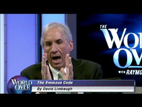 World Over - 'The Emmaus Code' author David Limbaugh with Raymond Arroyo