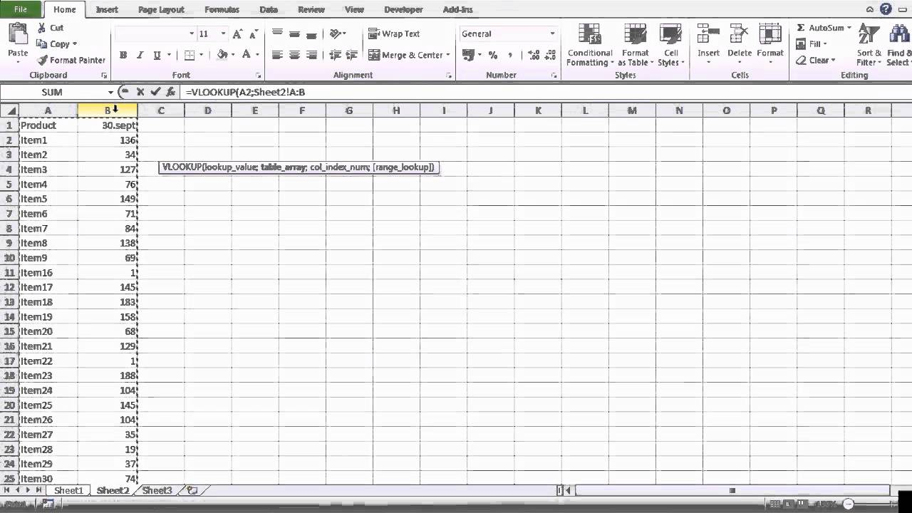 Free Worksheet Excel 2010 Compare Worksheets how to compare 2 big sheets with vlookup excel 2010 youtube 2010