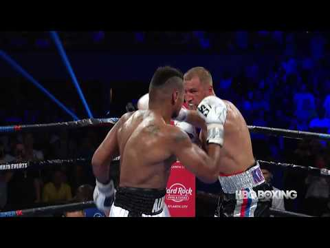 Fight Highlights: Sergey Kovalev vs. Eleider Alvarez (HBO World Championship Boxing)