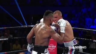 Fight Highlights: Sergey Kovalev vs. Eleider Alvarez (HBO World Championship Boxing)