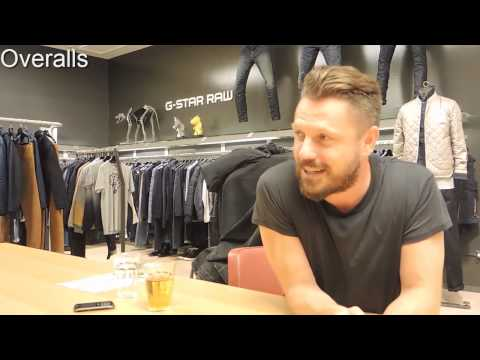 G-STAR RAW Interview with Brand Manager Remco de Nijs