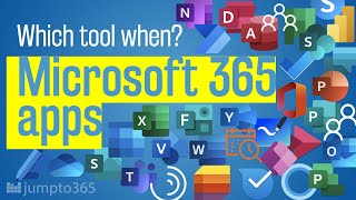 All the Microsoft Office 365 apps explained