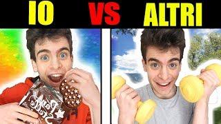 IO VS GLI ALTRI - DIFFERENZE