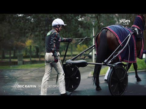 Canal Sports Club - Éric Raffin, Trop fort driver
