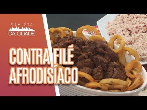 Contra Filé Afrodisíaco - Revista Da Cidade (11/06/18)