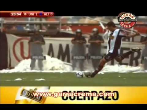 (13.12.09) Universitario de Deportes 1 vs alianza lima 0 EL CLÁSICO DEL MONUMENTAL