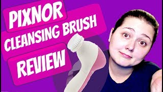 Video 7-IN-1 WISH CLEANSING BRUSH REVIEW & DEMO download MP3, 3GP, MP4, WEBM, AVI, FLV September 2018