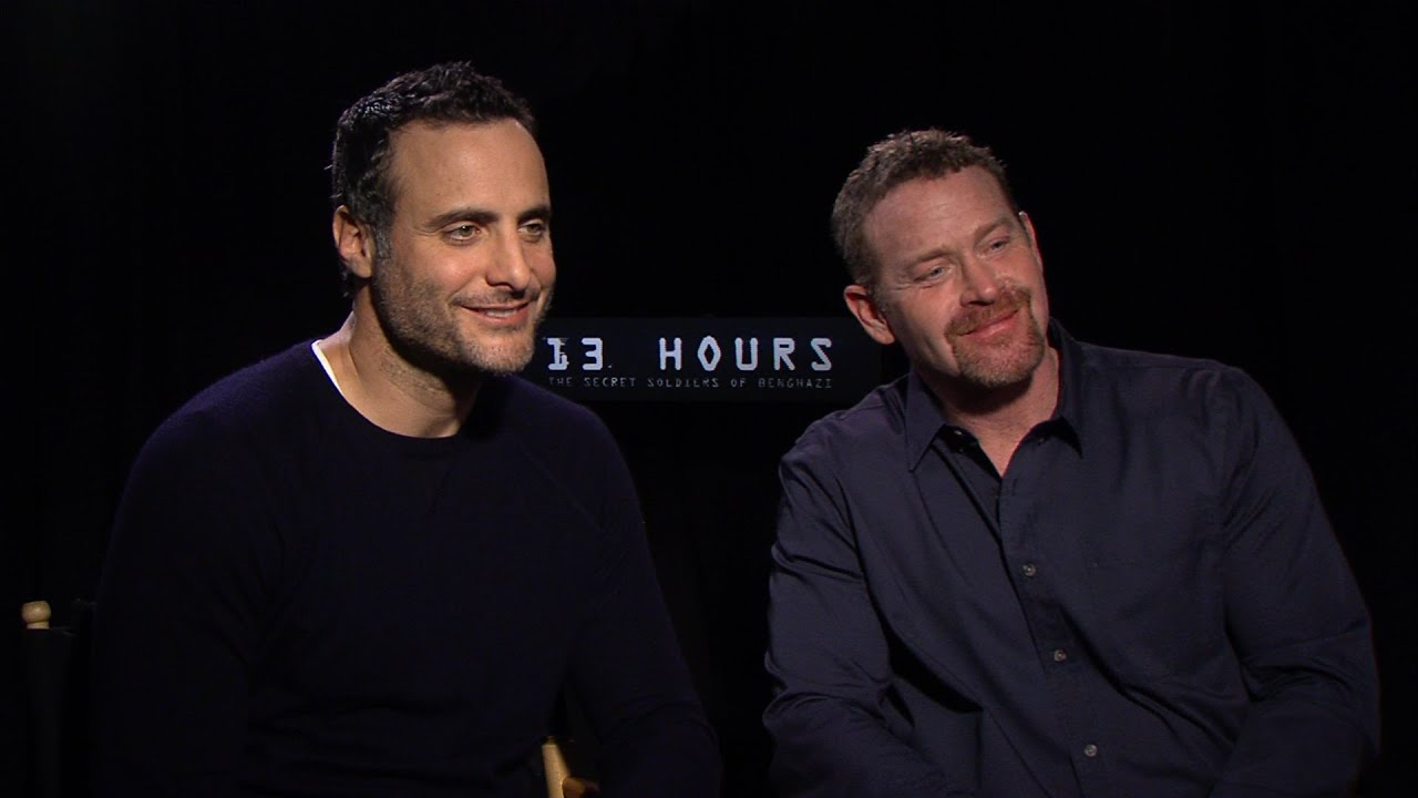 Max Martini And Dominic Fumusa On Hours And Playing Real Life - 29 real life heroes