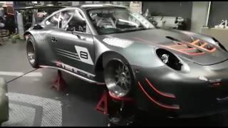 Porsche 997 GT3R Aero build