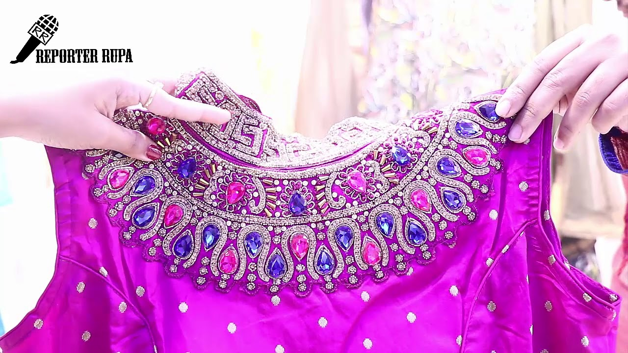 Download latest Indian style party gown design ideas/ gown design ideas for wedding / party gown 2018