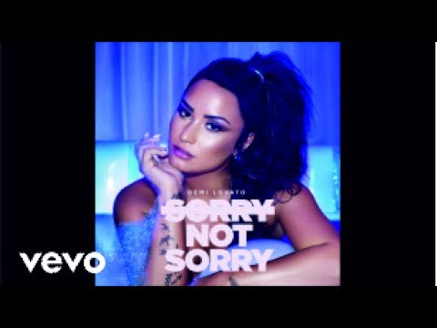 Demi Lovato - Sorry Not Sorry (Official...