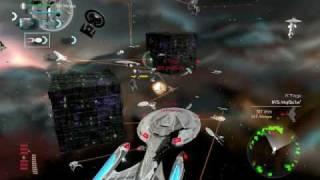 Star Trek Legacy:  Massive Free For All (Part 3)