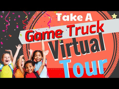 Game Truck Atlanta Virtual Tour By Gamer vs Gamer