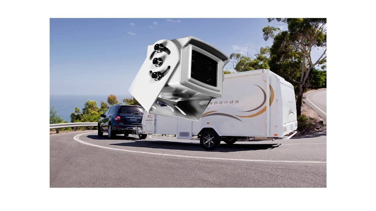 medium resolution of how to install a reverse camera on a caravan rear view safety dave australia