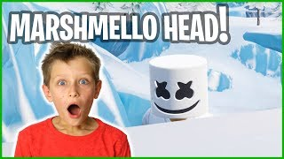 What is Inside the Marshmello Mask? Marshmello Hide and Seek!