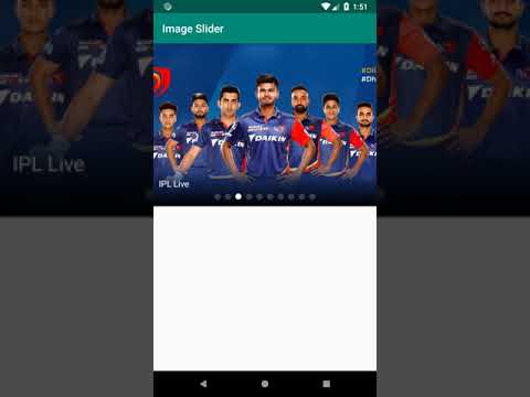 Android image slider with json – ANDROIER