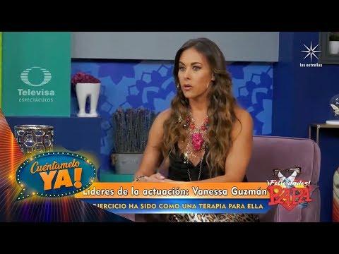 ¡Vanessa Guzmán explica su condición médica que la ha puesto en polémica! | Cuéntamelo YA!